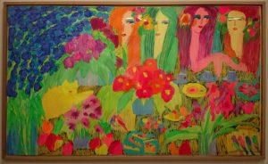 'Outside Snow White', 1980