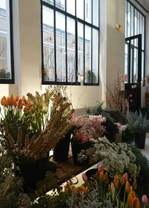 Invitation au Studio-fleurs